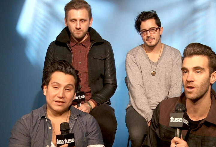 Interviews:Fuse Favorite: American Authors Interview
