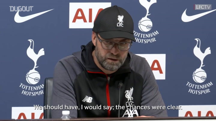 Klopp: Reds made to work hard for all three points