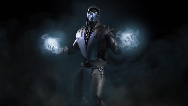 'Mortal Kombat X': Kombat Class - Blue Steel Sub-Zero