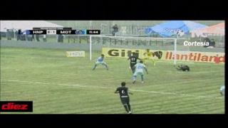 ¡Motagua ya le gana a Honduras Progreso con gol de Rubilio Castillo!
