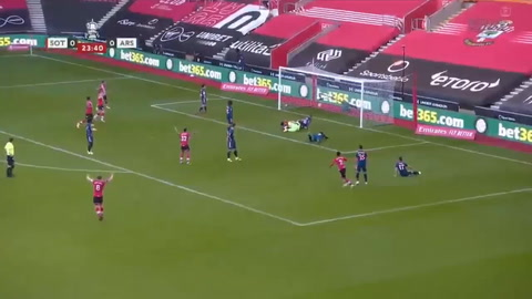 Southampton 1-0 Arsenal (FA Cup)