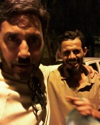 قوت گویائی سے محروم مداح نےعدنان صدیقی کا دل جیت لیا، وڈیو وائرل