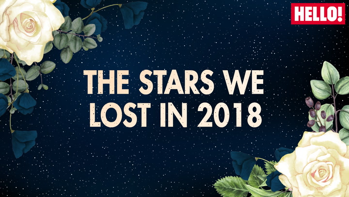 The Stars We Lost In 2018