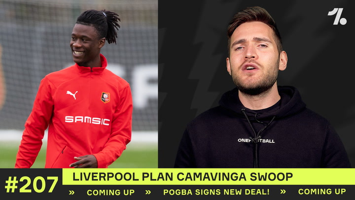 Liverpool look to Camavinga after UCL defeat