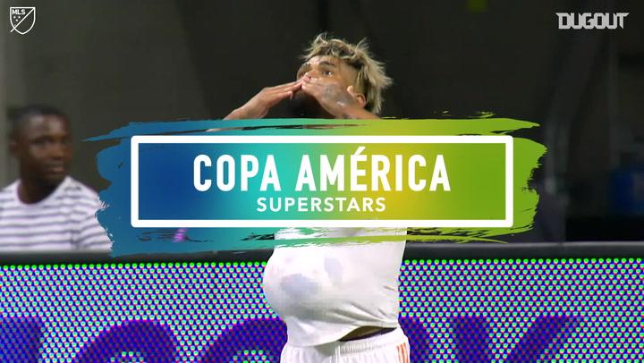 Copa América Superstars: Josef Martínez