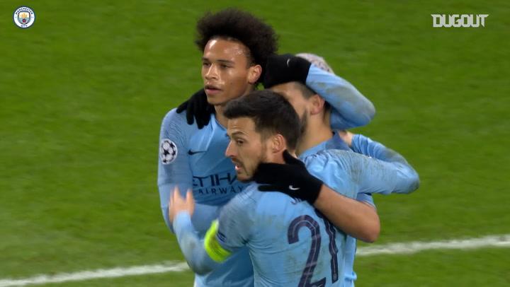 European Nights: City Thrash Schalke To Seal Quarter-Final Spot