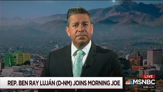 Assistant House Speaker Luján: I 'Absolutely' Support an Impeachment Inquiry into Kavanaugh