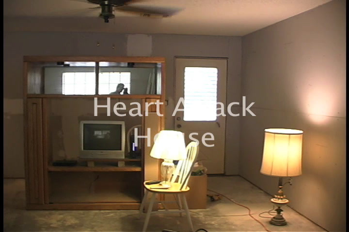 The American Garage- Fixing Carl's House After Heart Attack