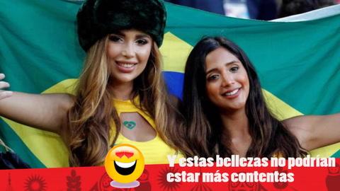 EHmojicrónica: Brasil vence a Serbia y está en octavos de final
