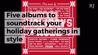 5 albums to soundtrack your holiday gatherings in style