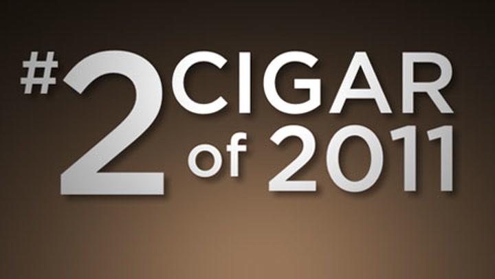 2011 No. 2 Cigar