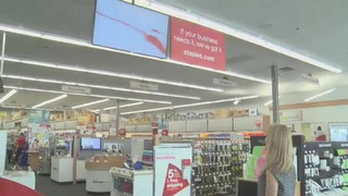 Staples tacks on digital signage, kiosks to omnichannel stores