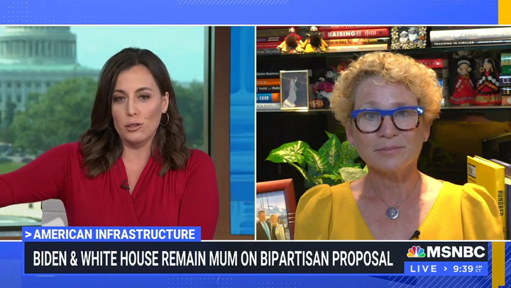 Dem Rep. Houlahan on Expanding Voter Rights: Our 'Democracy Is Threatened' if We Don't 'Do Something at the Federal Level'