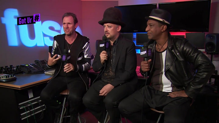 Culture Club on New Single, Band's Cultural Influence