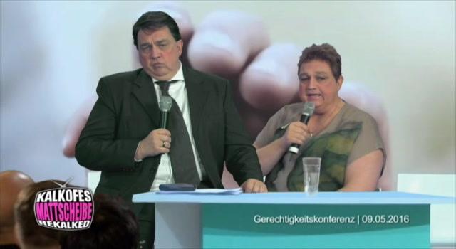 Susanne Neumann & Sigmar Gabriel - SPD