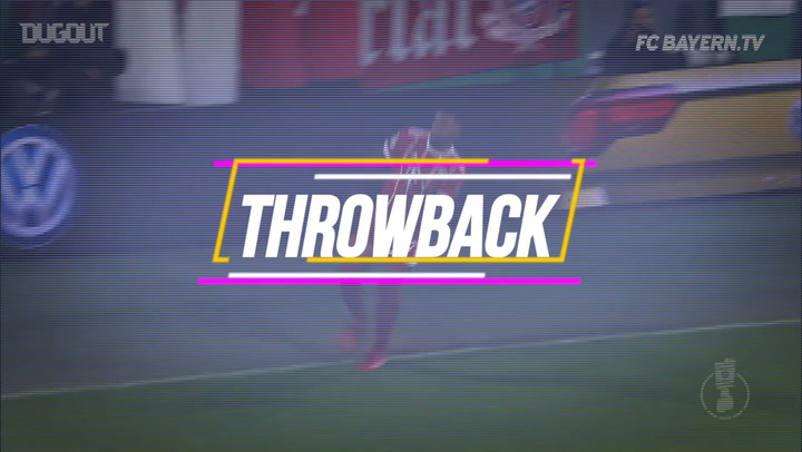Throwback: Bayern Beat Dortmund In The DFB Cup