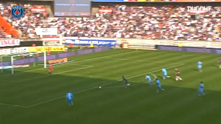 Pauleta's unbelievable finish vs Barthez in 2004