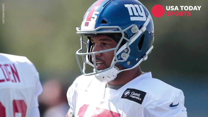 Pat Shurmur displeased with Giants' ball security issues