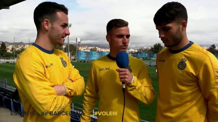 Pedrosa, Álex López y Lluís López, nuevos 'fichajes' de Espanyol TV