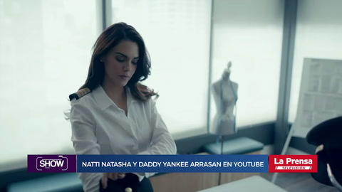 Natti Natasha y Daddy Yankee arrasan en YouTube Music