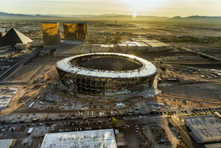 The NFL wants to showcase Raiders Las Vegas debut – VIDEO
