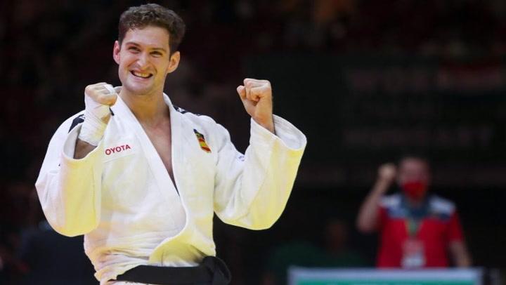 Niko Shera conquista su segundo título de campeón del mundo
