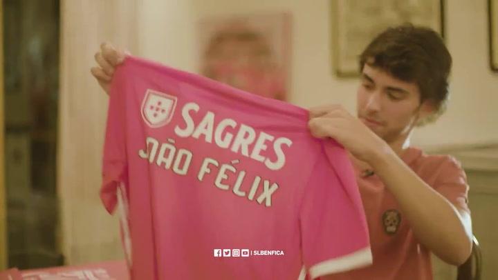 """Joao Félix: """"Ahora veo lo feliz que estaba en el Benfica. Planeo volver..."""""""