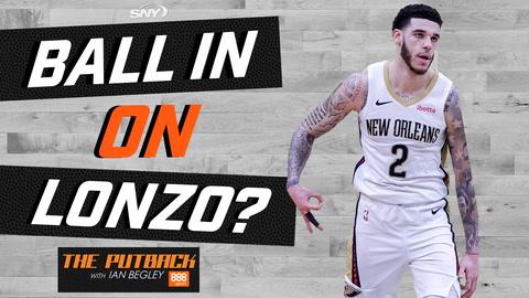 The Putback Extra: Will Knicks pursue Lonzo Ball this offseason?