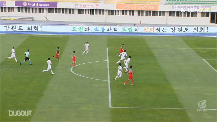 All Goals from K League Round 10