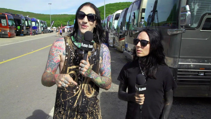 Motionless in White Reveal How They Dealt with Haters: Famous Advice