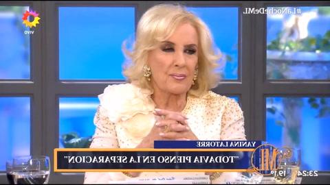 María Julia Oliván cruzó duro a Yanina Latorre y recordó que fue cruel cuando la llamó gordita