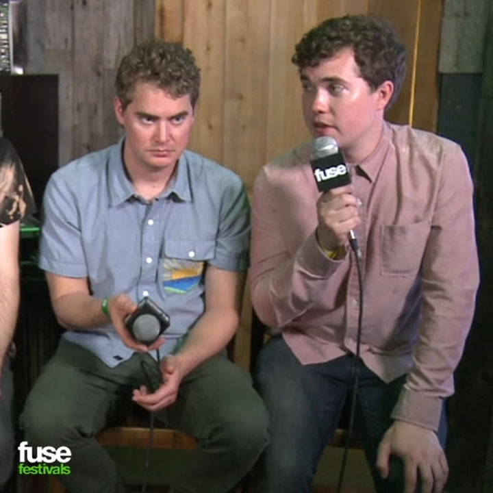 SXSW Veterans Surfer Blood on the Perils of Touching Another Man's Soundboard