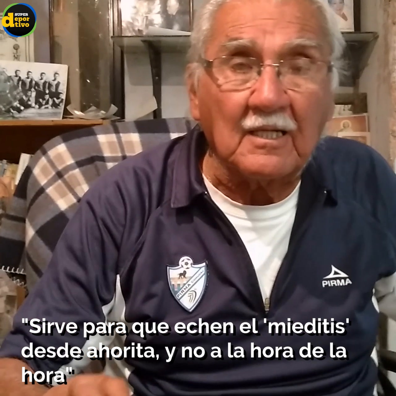 La 'Tota' habla sobre los rivales de México