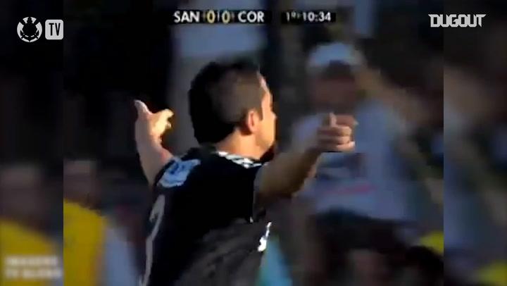 Corinthians' top five free-kicks of all time