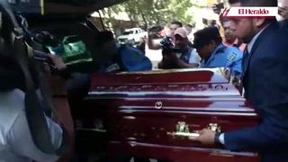 Retiran cuerpo de exdirector de El Pozo de la morgue capitalina