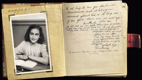 The Hidden Pages of  Anne Frank's Diary