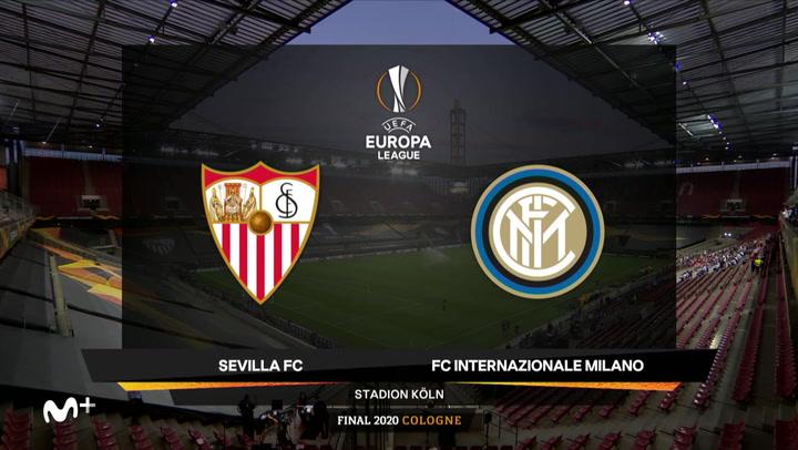 Europa League: Resumen del Sevilla - Inter de Milán