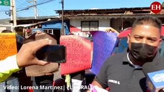 Tegucigalpa: ¿Cuáles son las exigencias de los conductores de mototaxis en protesta?