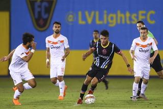 Lights Out: Lights FC Play LA Galaxy II Saturday