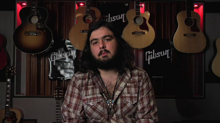 Sean Walsh performs Ill Take The Wheel on The Jimmy Lloyd Songwriter Showcase