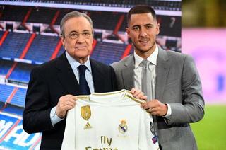El título del Real Madrid en la Liga de España encarecería el traspaso de Hazard