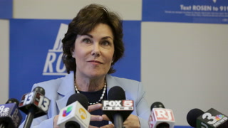 Rosen discusses plans and goals as U.S. Senator