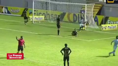 Real España 0 - 1 Motagua (Liga Nacional)