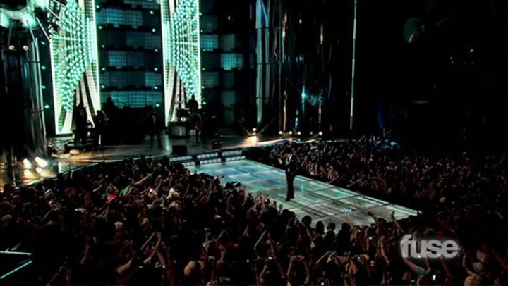 "Shows: MMVA 2011:  Bruno Mars Performance Excerpt ""Just The Way You Are"""