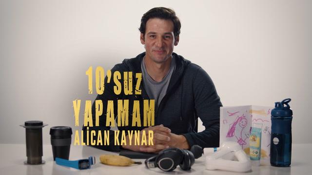 10'suz Yapamam - Alican Kaynar