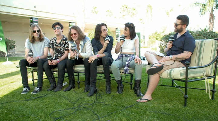 Coachella 2014: Preatures Talk Touring, Making It In America