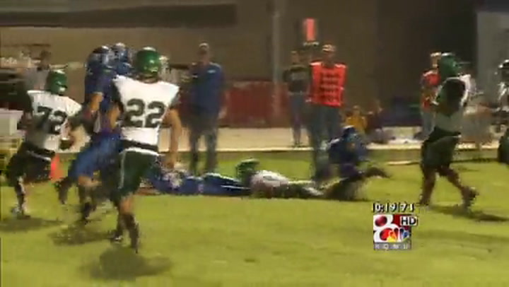 North Callaway at Montgomery County FNF Week Five