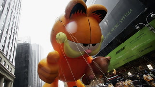 Stu's exposé of Garfield: Book by feline's creator includes drugs, mobsters, and murder