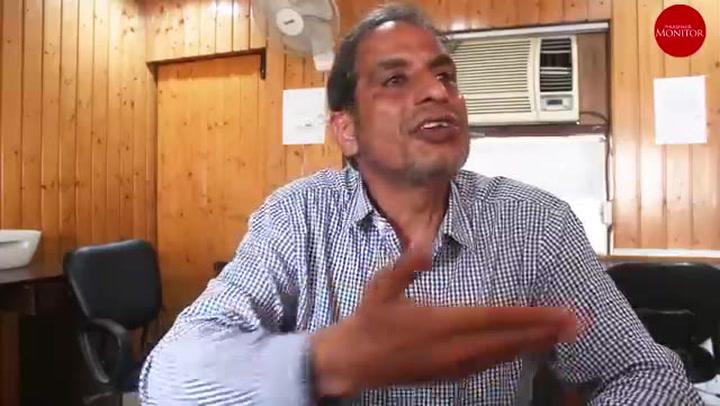 Mohammad Rafiq Dundoo niega la versión de Carmen Greentree