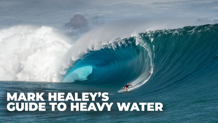Learn to push yourself, keep calm, and manage fear in heavy surf from one of the best big wave surfers on the planet. Esteemed waterman Mark Healey teaches you how to improve your breathing, navigate barrels, and develop a mindset to survive extreme conditions from his lifetime of knowledge in the ocean.